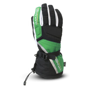 Katahdin Gear Cyclone Snowmobile Gloves Adult All Sizes & Colors