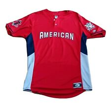 2011 NY Penn League All Star Gam American League Jersey Lowell Spinners #5