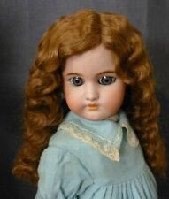 """10""""  / 25cm  WIG FOR ANTIQUE DOLL, VINTAGE WIG, DOLL HAIR"""