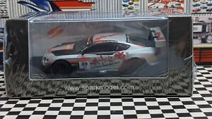 '17 SPARK MODELS 2017 BENTLEY CONTINENTAL GT3 # 09 NEW IN BOX 1:64 SCALE