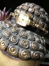 jean perret gold filled woman's watch