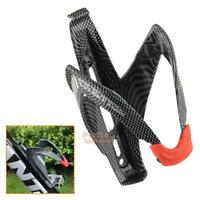 Carbon Fiber Road Bike Bicycle Cycling Handlebar Cup Drink Water Bottle Holder
