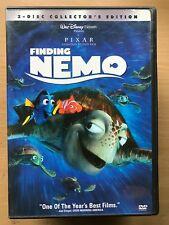 Buscando a Nemo ~ 2003 PIXAR WALT DISNEY Animación Película Clásica US R1 DVD
