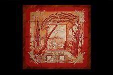 """Rare Hermes Foulard, Carre,Tuch, Scarf """" Promenade Au Pays De Cezanne """" Original"""