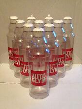 Autoglym Flip Top Dressing Bottles 500ml Valeting x10