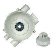 Pumpenkopf Umwälzpumpe Geschirrspüler ORIGINAL Miele 6195751 für G und Imperial