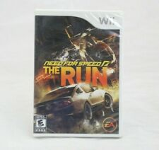 Need for Speed: The Run Nintendo Wii Brand New Factory Sealed