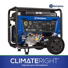Westinghouse WGen7500 Portable Gas Generator | 7500/9500 Watts & Remote Start