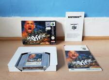 WCW Mayhem N64 Complete Good Con