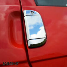 VW T4 Door Handle Covers (3 Pcs) Transporter Stainless Steel