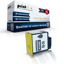 XXXL Tintenpatrone für Olivetti Fax-LAB 105F 115 FJ31 Bla - Perfekt Office Serie
