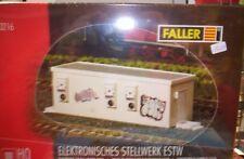 FALLER Gebäude, Tunnel & Brücken für Modellbahnen der Spur H0 Stellwerk