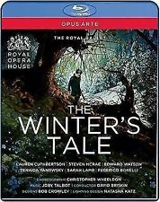 Winter's Tale The Royal Ballet 0809478071570 With Edward Watson Blu-ray