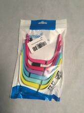 i-smile set of 7 Replacement Bands Fitbit Flex NEW