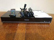 Panasonic DMR-PWT550EB 3D reproductor de Blu-ray/500GB Grabador de disco duro y tdt tv