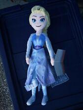 Disney Parks Frozen 2 Elsa Plush 16 INCH NWT