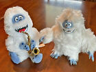 RUDOLPH HOLIDAY CHRISTMAS Yeti Bumble Abominable Pair!