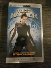Tomb Raider (UMD) PSP Movie