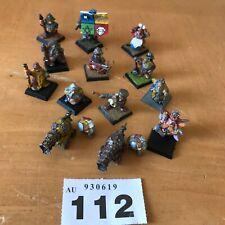 Warhammer Fantasy Battles Miniatures Dwarfs & Canons #112