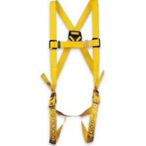 Honeywell Durabilt North XL Yellow Safety Construction Harness FPD698/1DGPXL