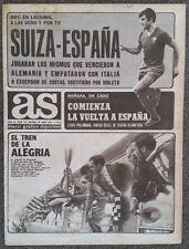 Anderlecht v Arsenal 1970 Fair Cup Final - Scarce magazine