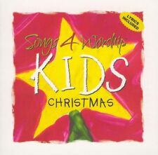 Time Life Music Songs 4 Worship Kids Christmas 12 track 2003 cd with lyrics