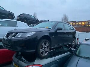 2010 SAAB 93 9-3 TTID ESTATE 1 X WHEEL NUT FULL CAR IN FOR SPARES PARTS BREAKING