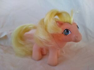 My Little Pony g1 Baby Applejack MLP Euro UK Exclusive apple jack BAIT custom