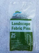 Hanes Geo Components 25 Count Landscape Fabric Pins