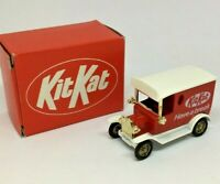 NEW LLEDO KitKat boxed promotional van, limited edition 1928 model T Ford car,