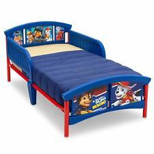 Delta Children Plastic Toddler Bed Nick Jr PAW Patrol