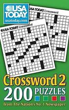 USA TODAY Crossword 2 : 200 Puzzles from the Nation's No. 1 Newspaper by USA...