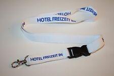 Hotel Freizeit In Schlüsselband / Lanyard / Keyholder NEU!!