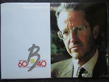 Belgium.1990 Year Folder.Cat Value £120.U/M.