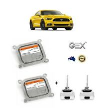 For Ford Mustang Gt 2015-2019 Convert 25W to 35W Xenon Upgrade Ballast Bulbs