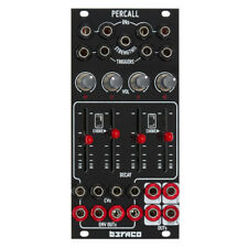 Befaco Percall VC Four-Channel VCA & Delay Eurorack Module - Assembled