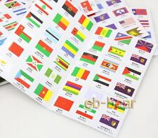 New Flags of the world 295 Countries And Regions Tags