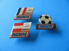 Hat Vintage SNICKERS Candy Bar Pin Lapel Or Badge 2005.