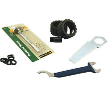 Kegerator Accessory Kit - Draft Beer Dispensing Parts - Wrenches, Washers & More