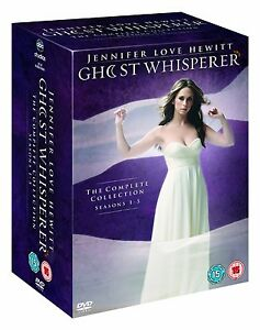 GHOST WHISPERER COMPLETE SERIES SEASON 1-5 BOXSET 29 DISCS NEW/SEALED R4