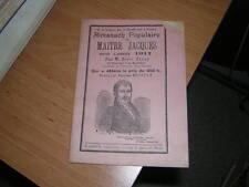 1917.almanach populaire Maitre Jacques / texier.Niort