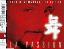Gigi D'Agostino: la passion/CD
