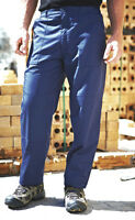 REGATTA MENS WORKING/WALKING THERMAL LINED ACTION CARGO/COMBAT TROUSERS/ TRJ331