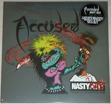 Accused / The Accüsed - Nasty Cuts Best Of Nasty Mix Yrs LP - New / Black Vinyl