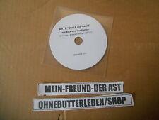 DVD TV / SERIE Durch die Nacht - Asa und Gentlemen (52 min) Promo ZDF ARTE