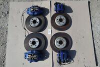 BMW G01 G02 G30 G31 G32 G11 G12 Set M Sportbremse Bremssättel Bremsscheiben