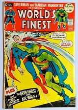 WORLD'S FINEST # 212, NM+ 9.0 or better