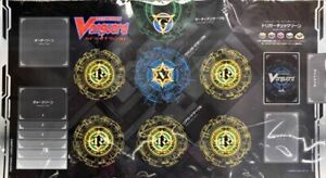 Bushiroad Cardfight Vanguard Overdress Genesis of the Five Greats Playmat SEALED