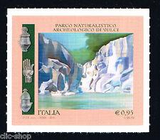 ITALIA 1 FRANCOBOLLO PARCO NATURALISTICO ARCHEOLOGICO DI VULCI 2015 nuovo**