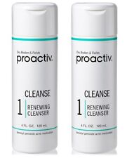 Proactiv Renewing Cleanser 4 oz - 2 Pack